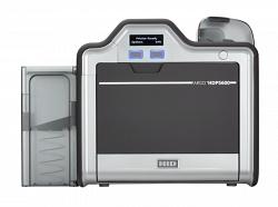 HDP5600 (300 DPI) SS +MAG +13.56. Принтер-кодировщик FARGO. HID 93204.