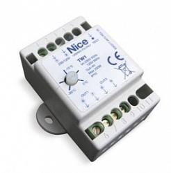NICE TW 1 термостат для обогревательного элемента PW 1