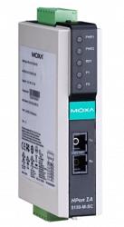 1-портовый асинхронный сервер MOXA NPort IA-5150I-M-SC-T-IEX