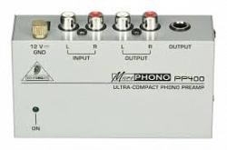 Звуковой предусилитель Behringer PP 400