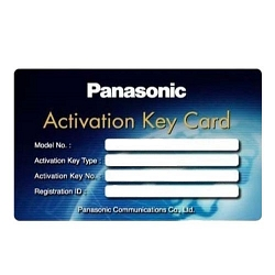 Ключ активации Panasonic KX-NSU002W