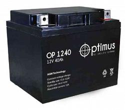 Аккумуляторная батарея Gigalink OP1240