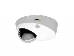 Миникупольная камера видеонаблюдения AXIS P3915-R (0643-001)