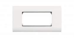 Настенная лицевая панель NIKOMAX NMC-PL2PM-WT