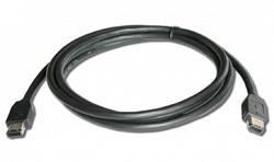 Кабели IEEE 1394 Fire Wire (6 конт. - 6 конт.) Kramer C-FM6/FM6-10