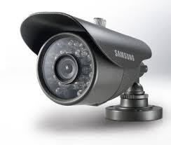 Корпусная цветная видеокамера Samsung SCO-2040RP