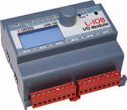 Модуль I/ O LonMark TP/ FT‑10 с физическими входами и выходами LIOB-152