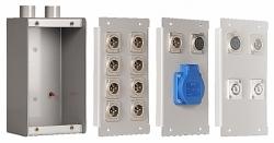 Панель для монтажной коробки IMLIGHT BRW-10-4