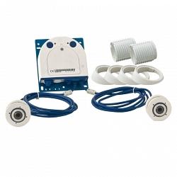 Комплект видеонаблюдения Mobotix MX-S15D-Set3
