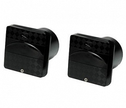 Фотоэлементы безопасности встраиваемые, приемник и передатчик - CAME DELTA-I