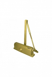 E-605D золото Доводчик для дверей весом до 120 кг