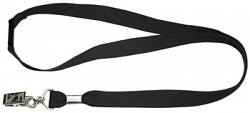 Ремешок с пряжкой черный ST-AC202LY-BK Smartec
