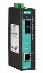 Медиаконвертер Ethernet MOXA IMC-21A-S-SC