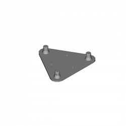 Металлическая конструкция Dura Truss DT 23 WP   Wall plate