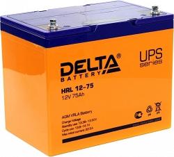Аккумуляторная батарея Gigalink HRL12-75