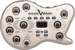 Звуковой предусилитель Behringer BASS V-AMP