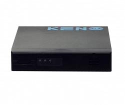 "8-канальный IP видеорегистратор KENO ""KN-SMART8/1-4P (8 x до 6Mpx) (4 x POE)"""