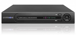 16-канальный гибридный видеорегистратор Cyfron DV1664ATH
