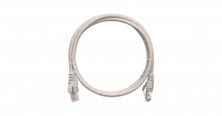 Коммутационный шнур NIKOMAX NMC-PC4UD55B-010-C-GY