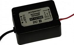 Источник вторичного электропитания стабилизированный AccordTec АТ-12/15W