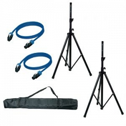 American Audio SAS01 - Набор аксессуаров для акустических систем - Speaker Accessory Set – 2