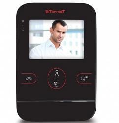 Монитор видеодомофона цветной TORNET TR-25M B