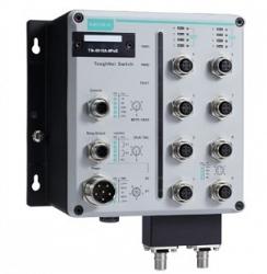 Управляемый коммутатор MOXA TN-5510A-8PoE-2GLSX-ODC-WV-CT-T