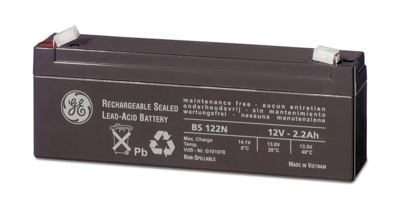 Аккумуляторная батарея GE/UTCFS    UTC Fire&Security     BS122N