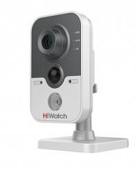 Миниатюрная IP видеокамера HiWatch DS-I114 (2.8)