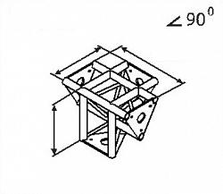 Стыковочный узел IMLIGHT T40/31-42