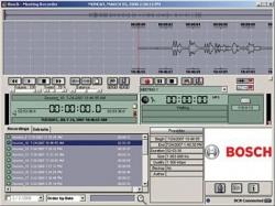 ПО расшифровки записей BOSCH DCN-MRT