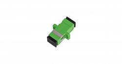 Адаптер волоконно-оптический NIKOMAX NMF-OA1SM-SCA-SCA-2