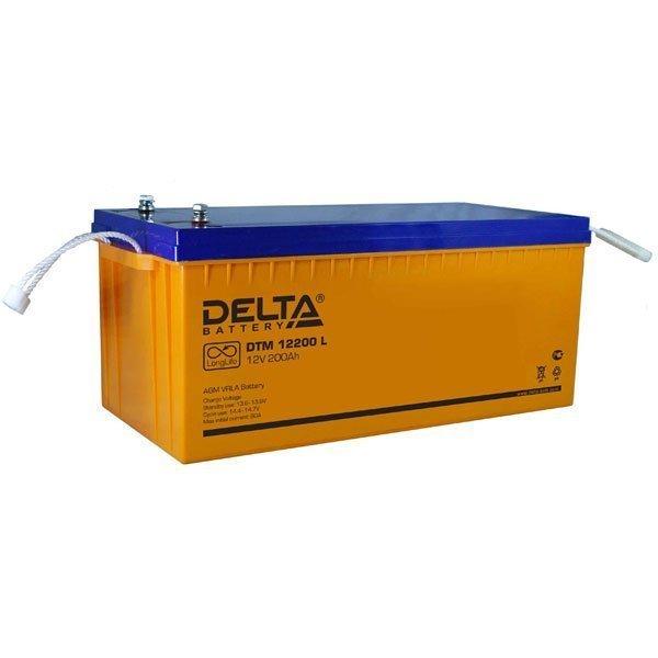 Аккумуляторная батарея Gigalink DTM12200L