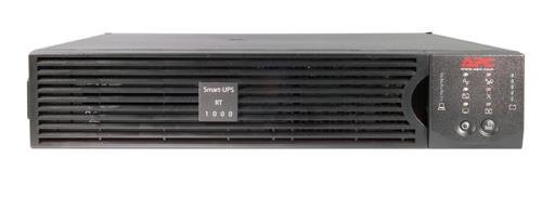ИБП APC SMART-UPS RT 1000 ВА 230 В, стоечное исполнение, сетевая плата SURT1000RMXLI-NC