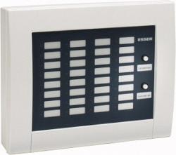 Светодиодная индикационная панель на 32 группы - Esser 804791