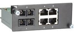 Модуль MOXA PM-7200-2MSC4TX