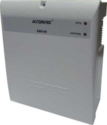 Блок питания AccordTec ББП-60 исп. 1