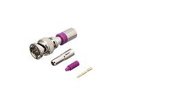 Разъем для коаксиальных кабелей Kramer CON-COMP-BNC/M/RG-59
