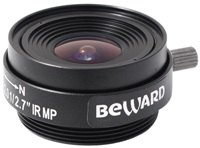 Объектив для видеокамеры  Beward  B02820FIR127