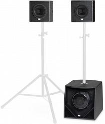 Полнодиапазонный звукоусилительный комплект KS-AUDIO MICRO SAT