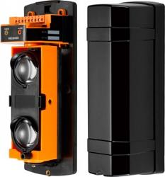 Извещатель охранный активный инфракрасный, 2-х лучевой, 100 м, мультиканальный. Smartec ST-SA102BD-MC