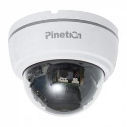 Купольная AHD видеокамера Pinetron PCD-71V-24 W