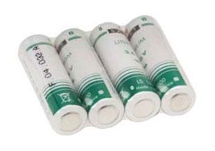 Литиевые батареи для базы 805593 и шлюза 805594 - Esser 805597 (4 шт.)