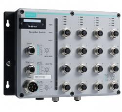 Управляемый коммутатор MOXA TN-5518A-2GTXBP-WV-T
