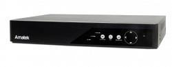 16-канальный гибридный видеорегистратор Amatek AR-HTK168