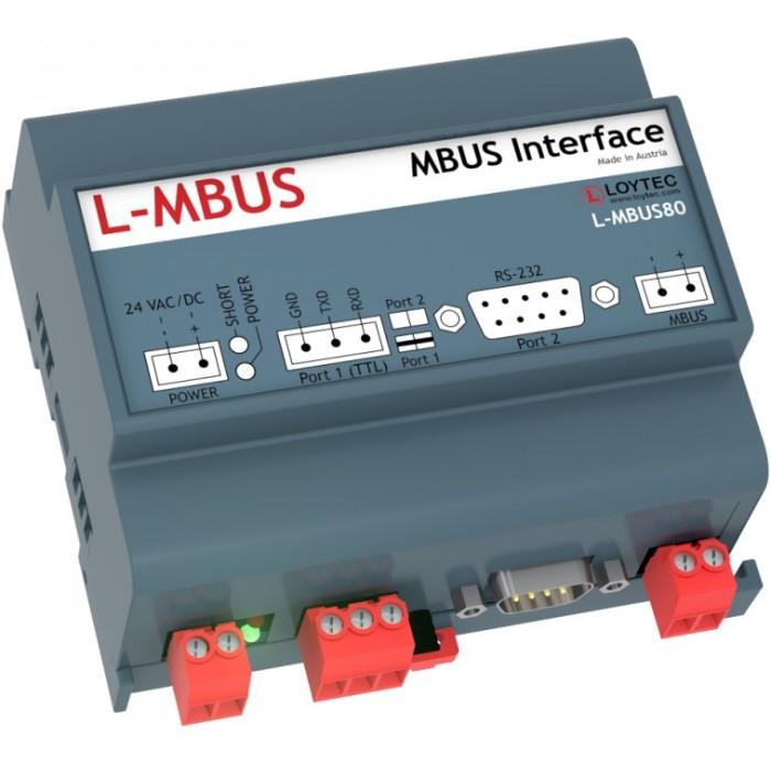 MP-Bus преобразователь уровней LMPBUS-804