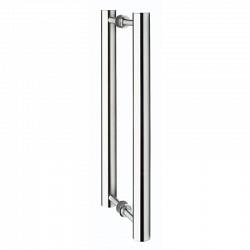 Дверная скоба INOXI 133S-16/250 LK Stainl.steel