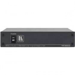 Передатчик VGA, RS-232 и аудио-сигналов TP-205A