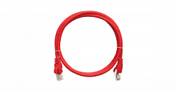 Коммутационный шнур NIKOMAX NMC-PC4UD55B-010-RD