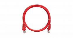 Коммутационный шнур NIKOMAX NMC-PC4UD55B-010-C-RD